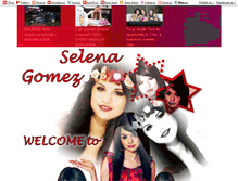 Tablet Preview of live-selenagomez.blog.cz