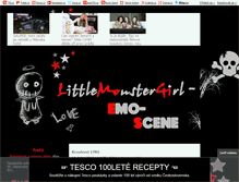 Tablet Preview of littlemonstergirl-emo-scene.blog.cz
